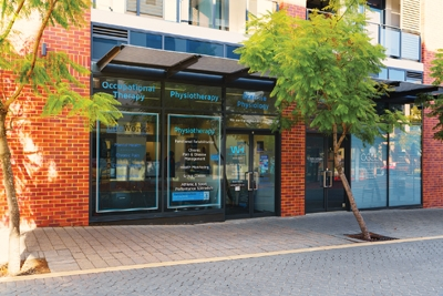 OfficeFrontage